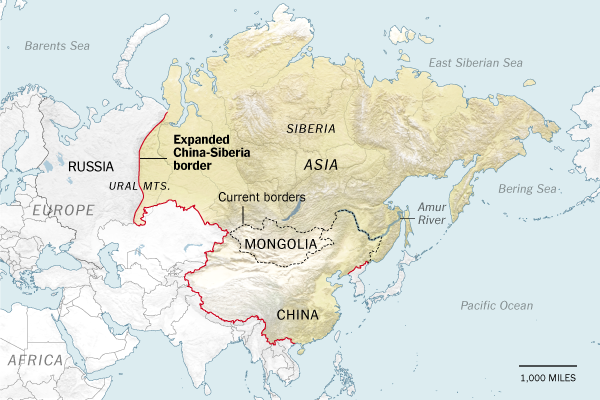 China Needs Siberian Resources. Image: New York Times http://www.nytimes.com/roomfordebate/2015/01/14/the-most-debated-room-for-debates/why-china-will-reclaim-siberia-21