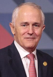 Malcolm Turnbull November 2015