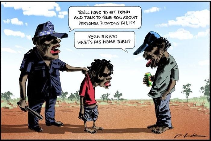 Bill Leak's cartoon: The Australian
