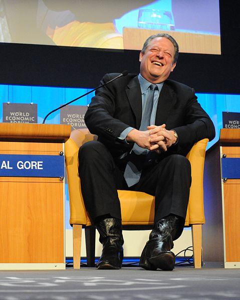 Al Gore at The World Economic Forum, 2008