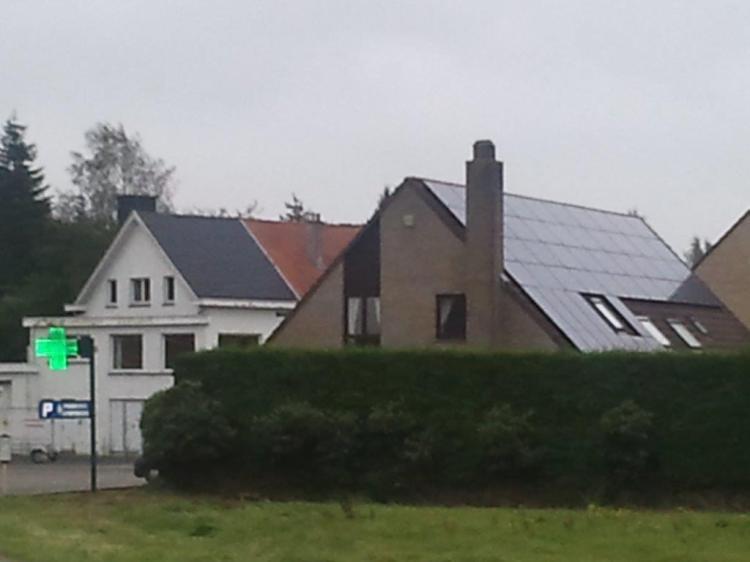 German solar panels