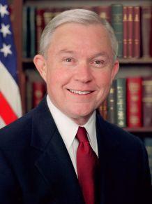 U.S. Senator Jeff Sessions of Alabama