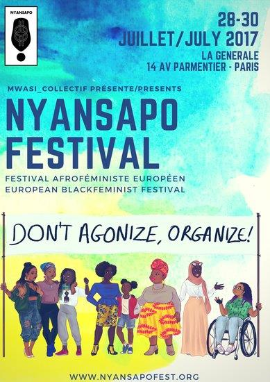 Image result for Nyansapo Festival